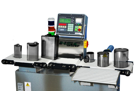 The same checkweigher immediately works with any new product regardless of the shape, weight or speed. <br /><br />So that <b>no one will ever forget to tare.</b>