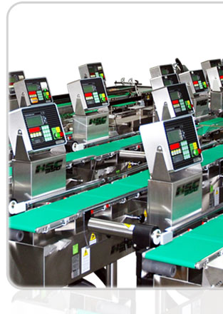 HSC350 checkweighing machines