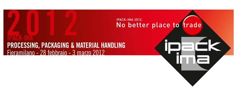 logo ipack-ima 2012