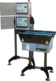 checkweigher multi-lane T series